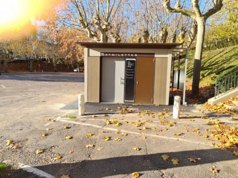 Bourg-en-Bresse se dote de toilettes publiques plus écologiques
