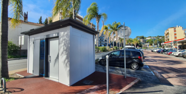 Francioli renouvelle le parc de sanitaires du Cannet