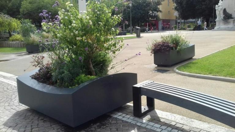 Pourquoi choisir du mobilier urbain Francioli ?