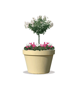 Patrimoine concrete planter 2