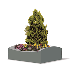 Epsilon planter