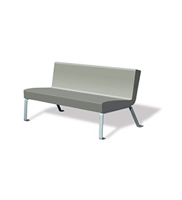 Epsilon double seat