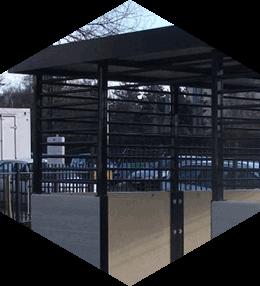 Modul'Parc container parks