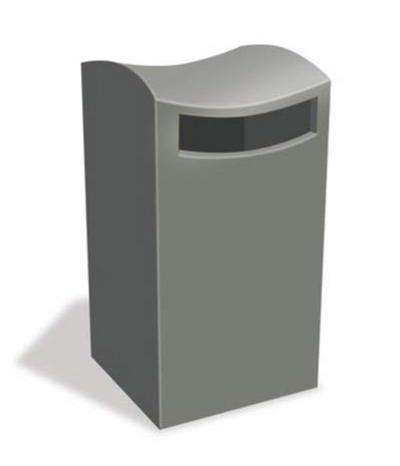 Epsilon concrete bin